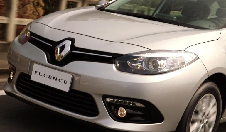 01 materia Renault Fluence 2015 lancamento