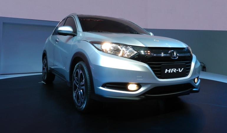 SUVsSalaoSP2014-Honda HR-V1
