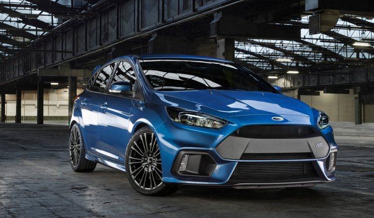 Focus RS será uma das atrações da Ford em Genebra