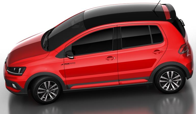 Fox Pepper chega à rede VW
