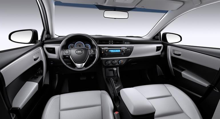 Corolla 2016 GLi Upper material foto 02