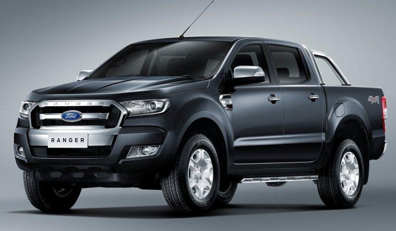Ford apresenta Ranger 2016 totalmente renovada