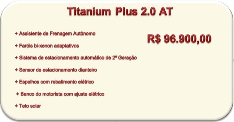 estrategia de precos focus fastback quadro 04 versao Titanium Plus