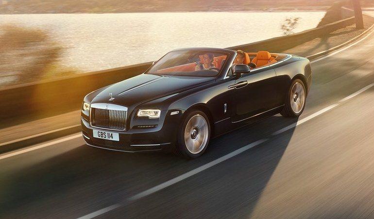 Rolls-Royce Dawn, um novo amanhecer entre os conversíveis