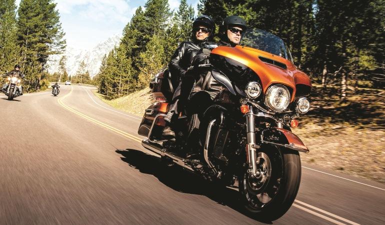Harley-Davidson comemora 50 anos da icônica Electra Glide®