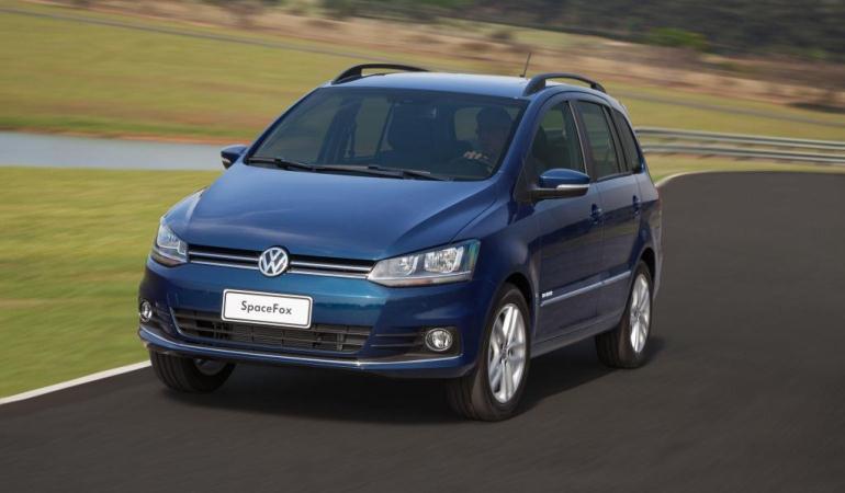 Novo VW SpaceFox tem o menor custo de reparabilidade da categoria, segundo Cesvi