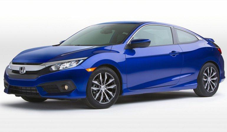 Novo Honda Civic Coupé estreia em Los Angeles