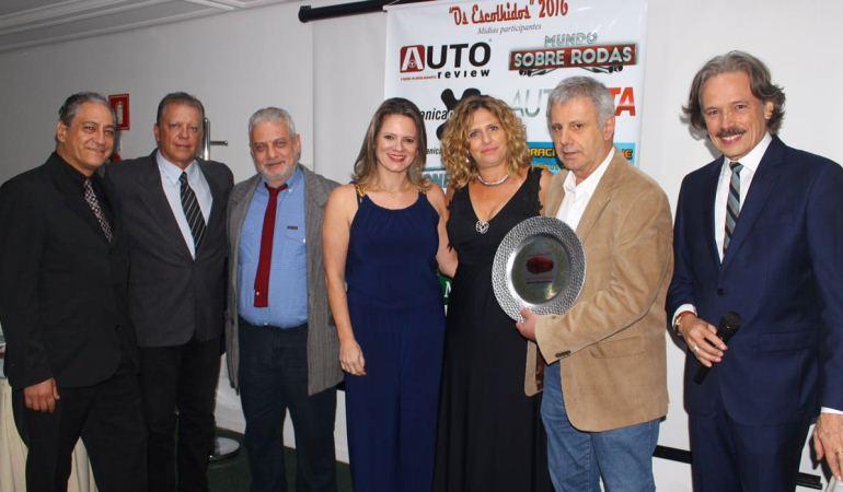 """Audi, Fiat, Toyota e Volkswagen levam a melhor no Prêmio """"Os Escolhidos 2016"""""""