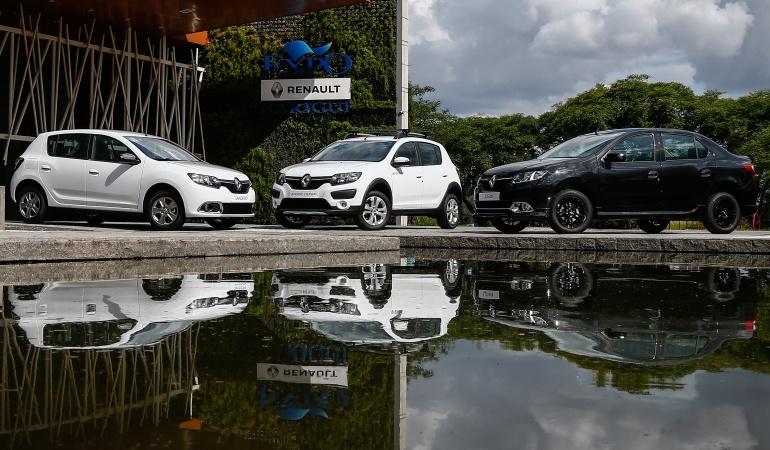 Renault lança novos motores 1.0 12V e 1.6 16V