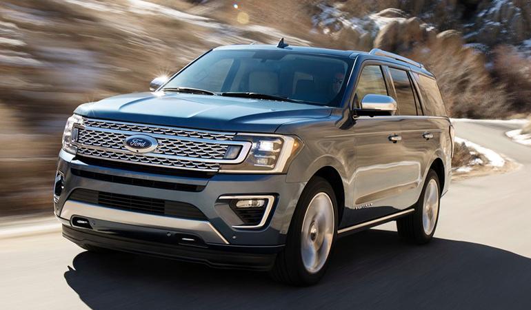 Novo Ford Expedition: gigante no tamanho e na tecnologia