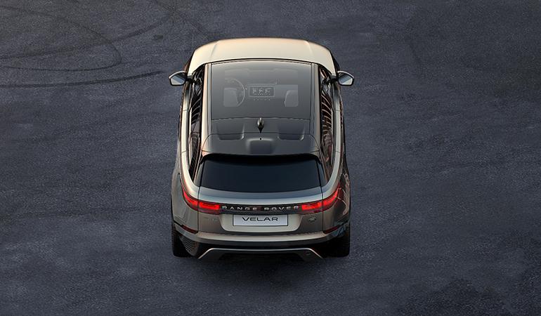 Land Rover revela, mas não muito, o mais novo membro da família