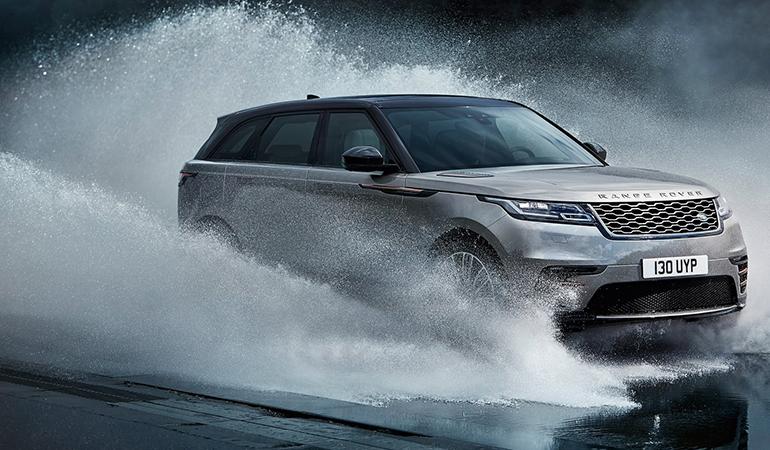 Land Rover apresenta, finalmente, o Range Rover Velar