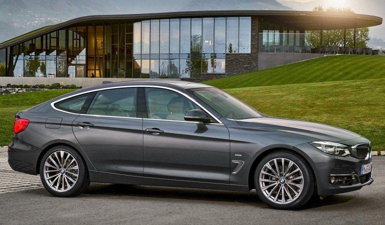 Novo BMW Série 3 GT: a fórmula do sucesso
