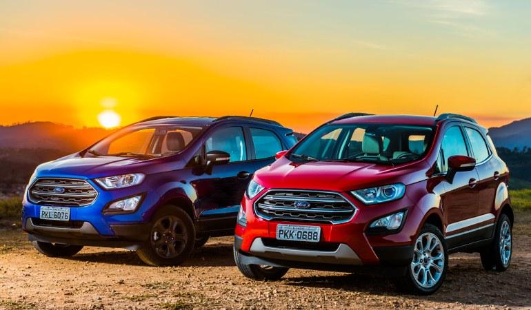 Ford Ecosport 2018: pronto para voltar a brigar pelo trono!