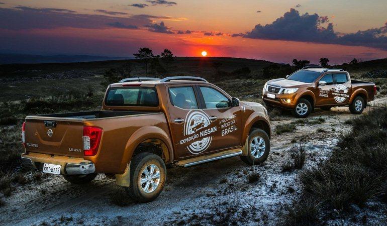 Nissan promove expedição em sítios arqueológicos