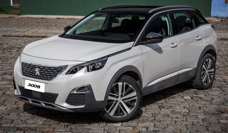 Peugeot lança versão ainda mais completa do seu crossover 3008