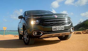 Fiat Toro: o produto certo na hora certa!