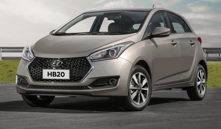Hyundai renova visual do HB20 e amplia oferta de TV digital