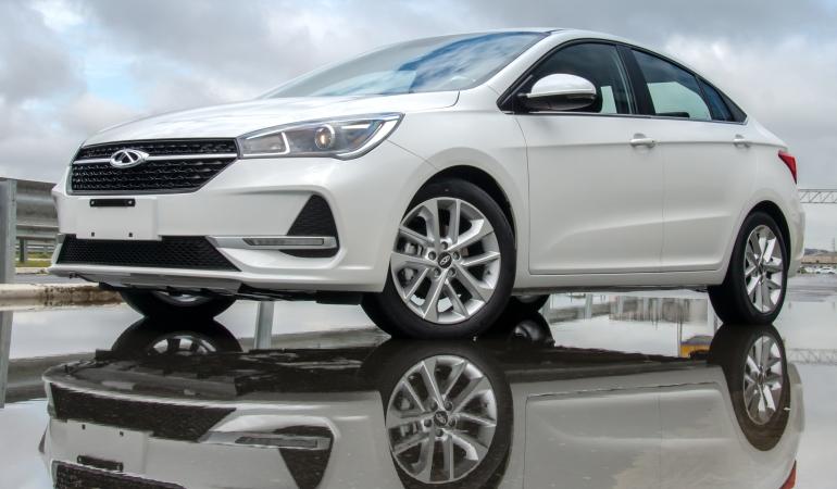 Arrizo 5 marca a estreia da Caoa Chery no mercado de sedans