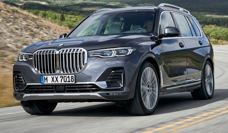 BMW X7 estreia em Los Angeles e chega ao Brasil em 2019