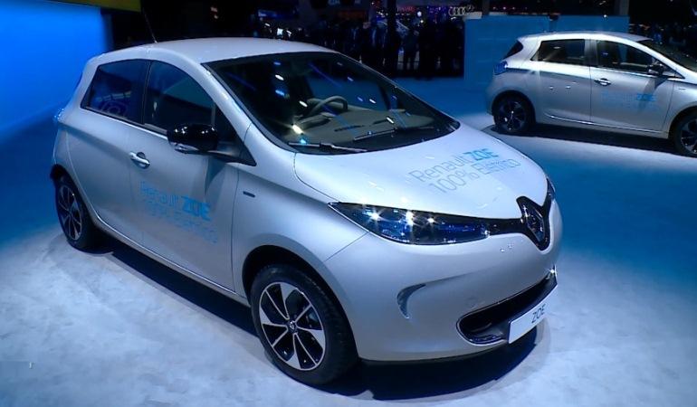 Renault dá início à venda do compacto elétrico Zoe no Brasil