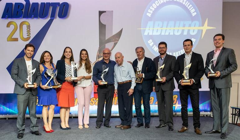 Jornalistas da Abiauto elegem os melhores veículos de 2018