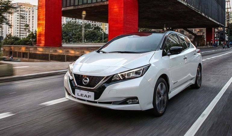 Novo Nissan LEAF finalmente chega ao mercado brasileiro