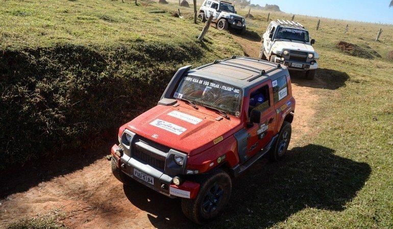 Copa Troller realiza 3ª etapa do Campeonato Sul e Sudeste em MG