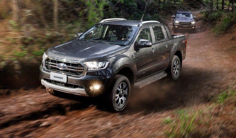 Ford lança Ranger 2020 mantendo preço da linha 2019
