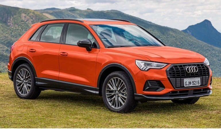 Novo Audi Q3 chega custando a partir de R$ 179.990,00