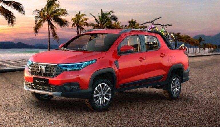 Fiat apresenta mais detalhes da Nova Strada