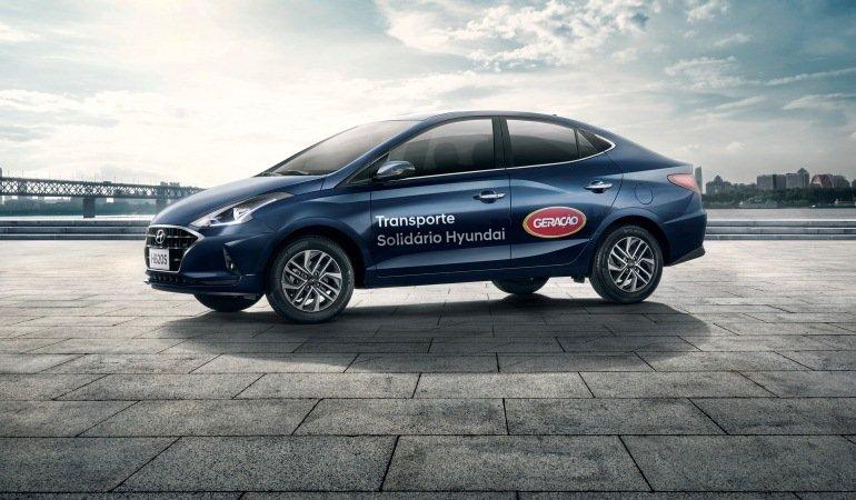 Transporte Solidário Hyundai : um exemplo a ser seguido