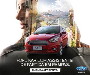 Banner Ford Ka + Sidebar